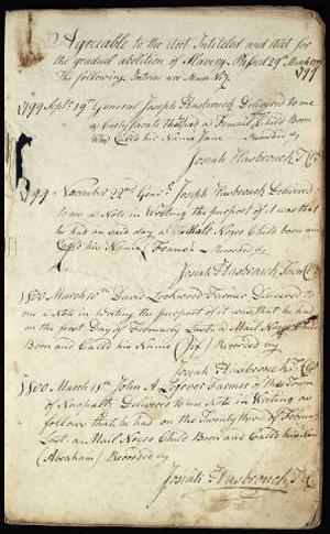 slave register 1