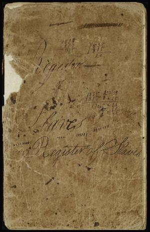 Slave register cover