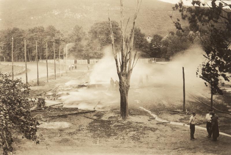 MVF UC Fair -- Fairgrounds Fire 1926 1.jpg