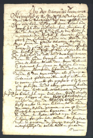 Jean Hasbrouck family bible image 6 (will).png