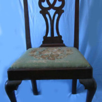 Chippendale side chair (00474)