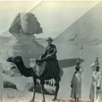 Lowell Thomas Egypt 1