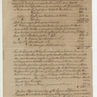 Letter written by Robert Fulton