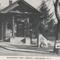 Old King Street Library Marlboro, NY